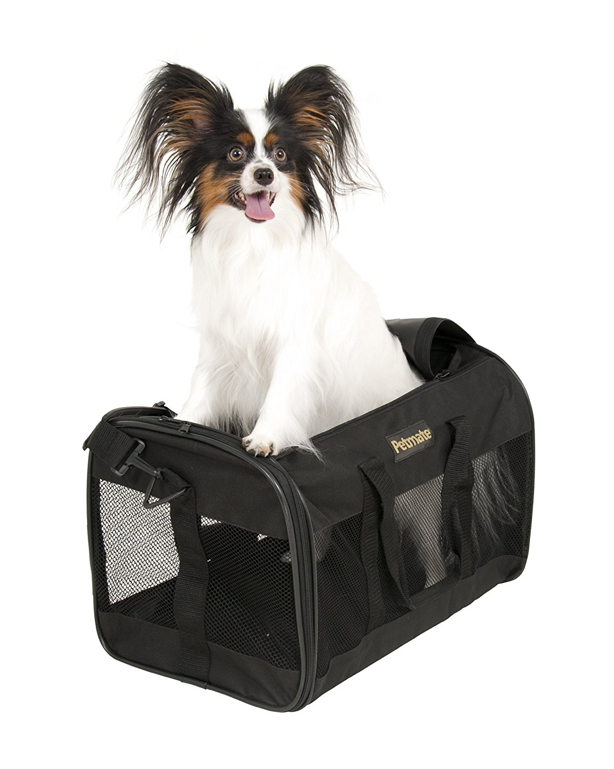 Petmate Soft-Sided Kennel Cab Pet Carrier