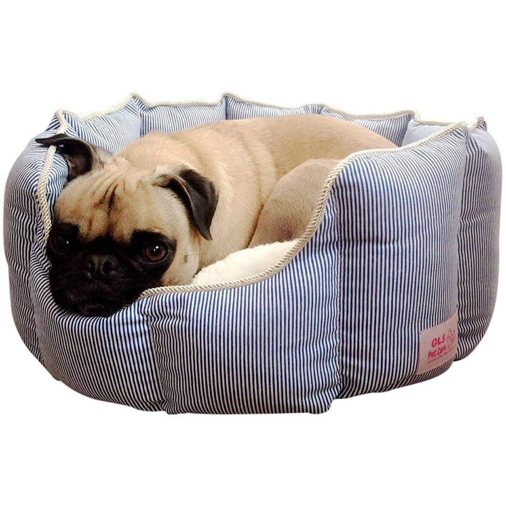 1.-Good-Life-Solutions-Premium-Quality-Luxury-Pet-Beds.-Small-and-Toy-Breed-Dog-and-Cat-beds-Waterproof-Bottom-Washable-Removable-Therapeutic-Fleece-Cushion-Stylish-Look-for-animals-up-to-10-pounds 10 Best Dog Beds for Small Dogs