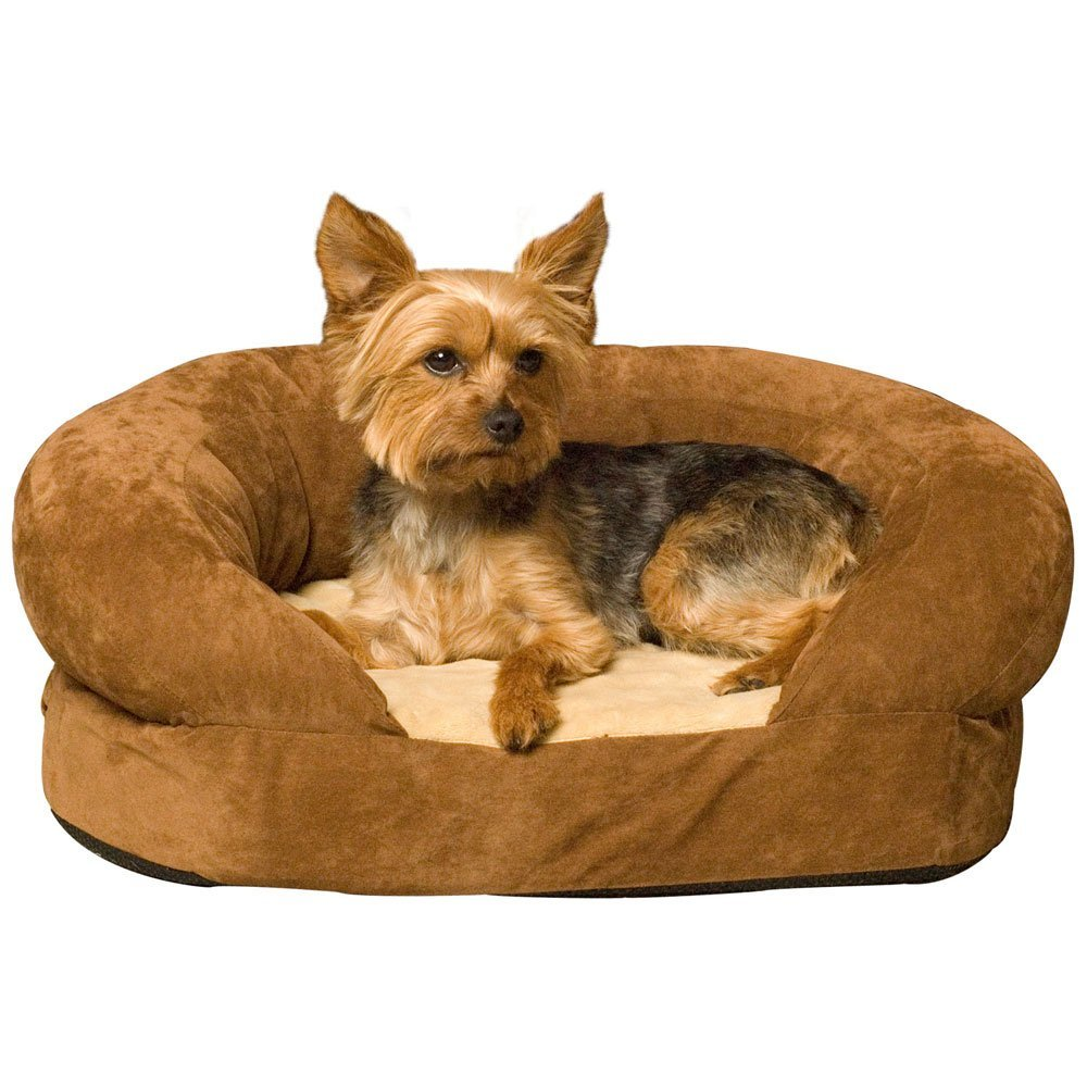 4.-KH-Pet-Products-Ortho-Bolster-Sleeper-Orthopedic-Dog-Bed 10 Best Dog Beds for Small Dogs