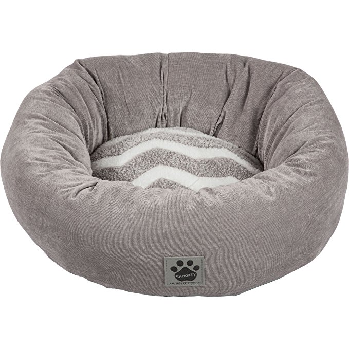 6.-Precision-Pet-SNZ-HZZ-Donut-Bed 10 Best Dog Beds for Small Dogs