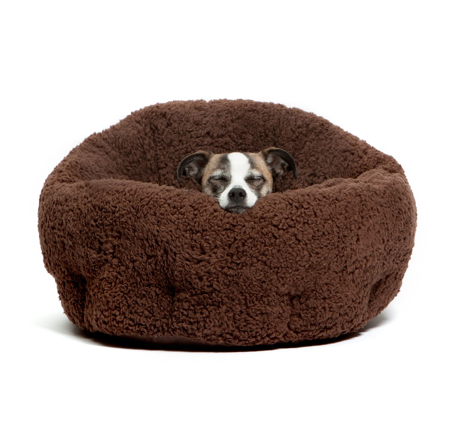 8.-Best-Friends-by-Sheri-OrthoComfort-Deep-Dish-Cuddler-Multiple-Sizes-–-Self-Warming-Cat-and-Dog-Bed-Cushion-for-Joint-Relief-and-Improved-Sleep-–-Machine-Washable-Waterproof-Bottom 10 Best Dog Beds for Small Dogs