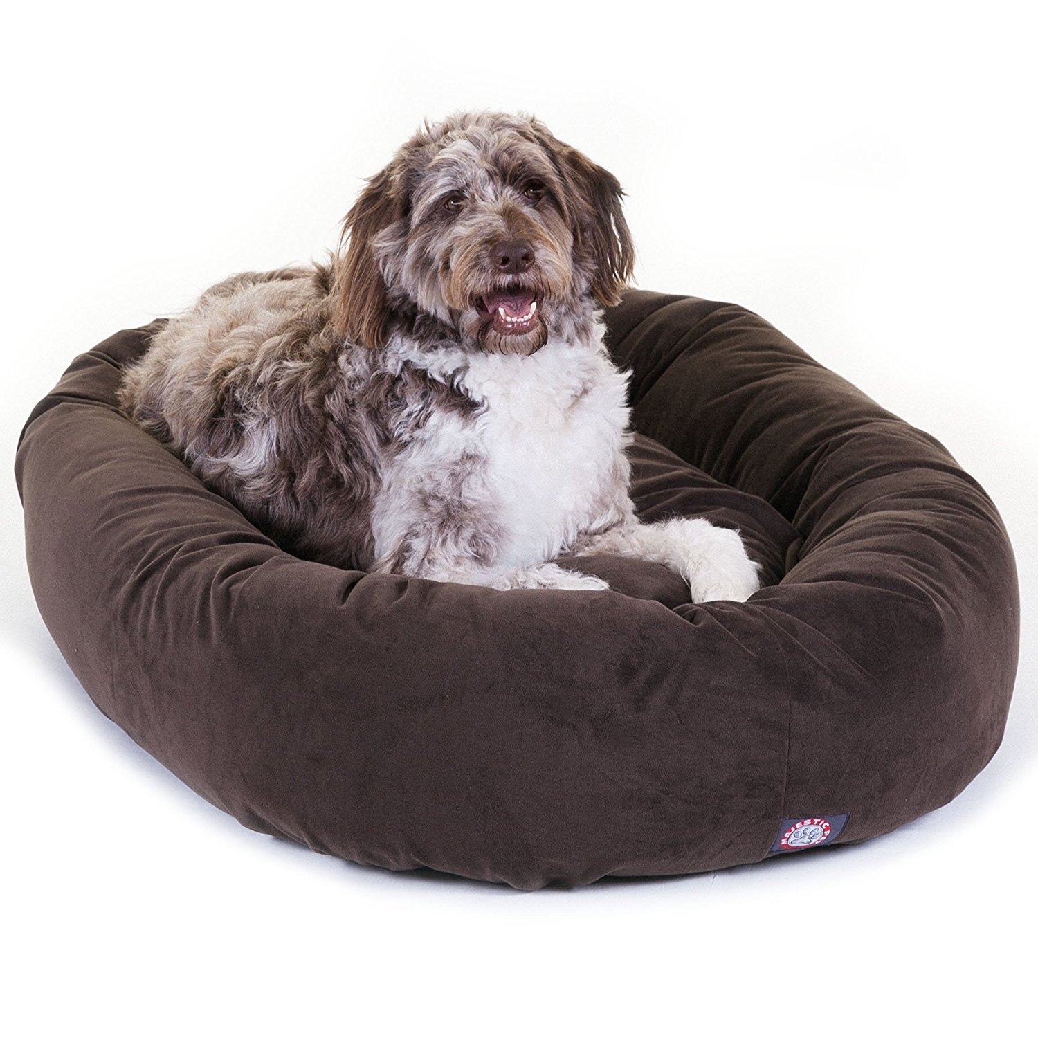 8.-Suede-Dog-Bed-By-Majestic-Pet-Products 10 Best Beds for Large Dogs