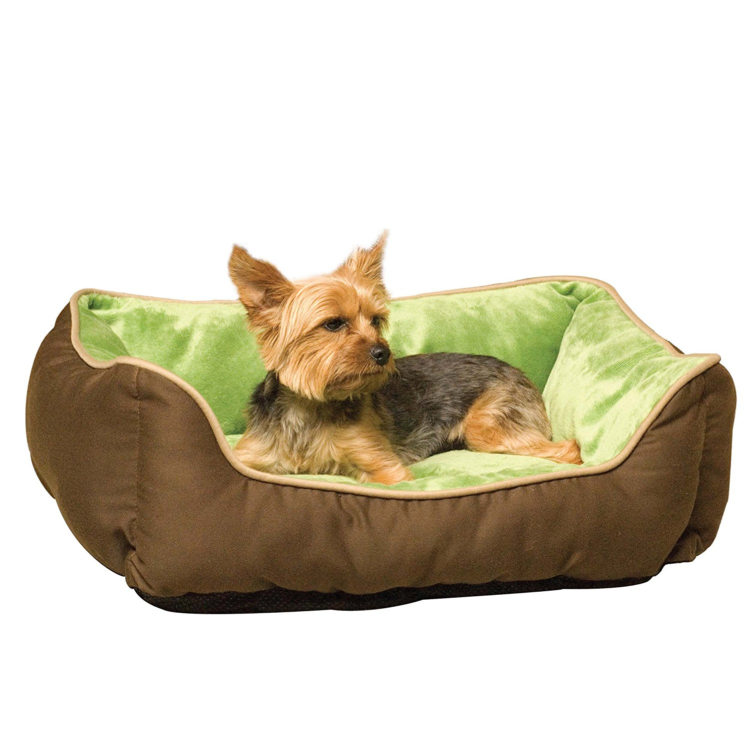 9.-KH-Pet-Products-Self-Warming-Lounge-Sleeper-Pet-Bed-16-x-20 10 Best Dog Beds for Small Dogs